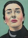 Obras de arte:  : Alemania : Mecklenburg-Vorpommern :  : Maria Callas