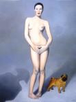 Obras de arte:  : Alemania : Mecklenburg-Vorpommern :  : Homenaje a Carla B.