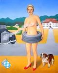 Obras de arte:  : Alemania : Mecklenburg-Vorpommern :  : Regreso a la Modestia