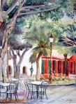 Obras de arte:  : España : Canarias_Santa_Cruz_de_Tenerife : Santa_Cruz_Tenerife_ciudad : Plz.del Adelantado-La Laguna