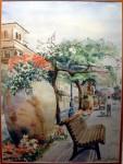 Obras de arte:  : España : Canarias_Santa_Cruz_de_Tenerife : Santa_Cruz_Tenerife_ciudad : Ramblas