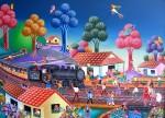 Obras de arte:  : Colombia : Cundinamarca : BOGOTA_D-C- : estacion santiago