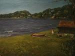 """Obras de arte: America : Uruguay : Montevideo : Montevideo_ciudad :  """"La Lagoa"""""""