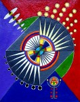 Obras de arte: America : Argentina : Buenos_Aires : Capital_Federal : Nodriza Atlante