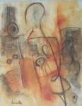 Obras de arte: Europa : Alemania : Nordrhein-Westfalen : Soest : mas alla del pensamiento