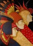 Obras de arte: America : Colombia : Distrito_Capital_de-Bogota : Bogota_ciudad : ALIOTH, MEGREZ Y MERAK