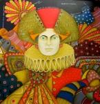 Obras de arte: America : Colombia : Distrito_Capital_de-Bogota : Bogota_ciudad : CARNAVAL