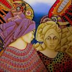 Obras de arte: America : Colombia : Distrito_Capital_de-Bogota : Bogota_ciudad : MAJAYUT