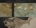 Obras de arte: Europa : Países_Bajos : Limburg-holanda : Tegelen : Pez-9