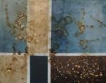 Obras de arte: Europa : Países_Bajos : Limburg-holanda : Tegelen : Azul, 07-11