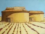 Obras de arte: Europa : España : Castilla_y_León_Burgos : burgos : Verano en Castilla