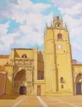 Obras de arte: Europa : España : Castilla_y_León_Burgos : burgos : Catedral de Palencia