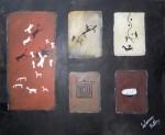 Obras de arte: Europa : Alemania : Nordrhein-Westfalen : Soest : rupestres 1