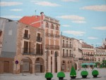 Obras de arte: Europa : España : Catalunya_Tarragona : Reus : Plaça Constitucio