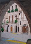 Obras de arte: Europa : España : Catalunya_Tarragona : Reus : Plaça Constitucio II