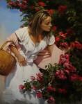 Obras de arte: Europa : España : Valencia : Alicante : Rosas de verano