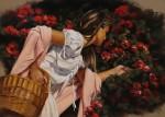 Obras de arte: Europa : España : Valencia : Alicante : El rosal