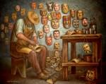 Obras de arte: America : México : Mexico_Distrito-Federal : iztapalapa : El creador de fantasías