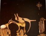 Obras de arte: Europa : España : Islas_Baleares : palma_de_mallorca : La adecuacion del agobio.En memoria de Jesús de la Rosa(grupo triana).El genio de triana.