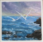 Obras de arte: Europa : Ucrania : Mykolayiv : Voznesensk : Despues de la tormenta