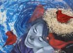 Obras de arte: America : Argentina : Buenos_Aires : Berisso : ensueños de mel