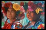 Obras de arte:  : México : Jalisco : Puerto_Vallarta : Indígenas Florales