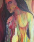 Obras de arte: Europa : España : Madrid : Valdemorillo : Reflejos de mujer