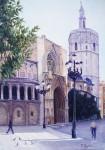 Obras de arte: Europa : España : Valencia : valencia_ciudad : Plaza de la Virgen (Valencia)