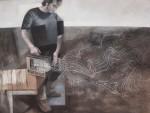 Obras de arte: Europa : España : Valencia : Olocau : La Jaula II