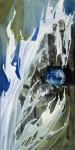 Obras de arte: Europa : España : Islas_Baleares : Ibiza : LA SEMILLA DEL AGUA