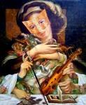Obras de arte: America : Cuba : La_Habana : Vedado : Agonía Invisible