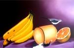 Obras de arte:  : Colombia : Cundinamarca : BOGOTA_D-C- : Mirla y bananos