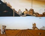 Obras de arte:  : Espa�a : Islas_Baleares : Ibiza : La venus del limbo.