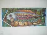 Obras de arte:  : Estados_Unidos : Florida : orlando : PESCADO Y MANGOS