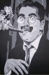 Obras de arte: Europa : España : Galicia_Pontevedra : vigo : ºº~Groucho Marx~ºº