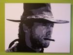 Obras de arte: Europa : España : Galicia_Pontevedra : vigo : ºº~Clint Eastwood~ºº