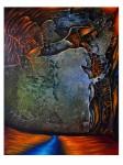 Obras de arte: America : México : Oaxaca : juchitan_de_zaragoza : NUNCA MAS