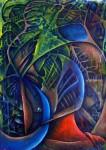 Obras de arte: America : México : Oaxaca : juchitan_de_zaragoza : CARDIOGRAMA