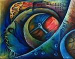 Obras de arte: America : México : Oaxaca : juchitan_de_zaragoza : ECLIPSE