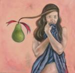 Obras de arte: America : Estados_Unidos : Florida : miami : La pera