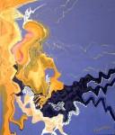 "Obras de arte: America : Colombia : Distrito_Capital_de-Bogota : Bogota : Serie ""Disfunción Eclectic"""