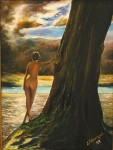 Obras de arte: Europa : España : Galicia_Pontevedra : vigo : A Donna do Bosque