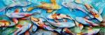 "Obras de arte: Europa : España : Catalunya_Barcelona :  : ""Koi's Pond I"""