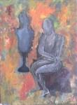 Obras de arte: America : Colombia : Distrito_Capital_de-Bogota : Bogota_ciudad : EL ARTE DE NO SABER QUE HACER