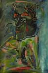Obras de arte: America : Colombia : Santander_colombia : Bucaramanga : CABEZA