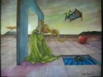 Obras de arte:  : Chile : Region_Metropolitana-Santiago : metropolitana : á  louca da rua 254