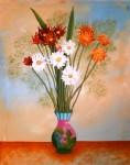 Obras de arte:  : Argentina : Buenos_Aires : BELGRANO : Jarrón con Flores