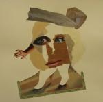 Obras de arte: America : Chile : Region_Metropolitana-Santiago : Santiago_de_Chile : tristona