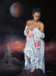 Obras de arte: America : Panamá : Panama-region : Panamá_centro : Encajes de Luna