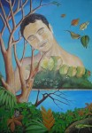 Obras de arte: America : Venezuela : Miranda : Caracas_ciudad : Recreando un Sueño. Dedicado al Pintor Gerardo Aragón.